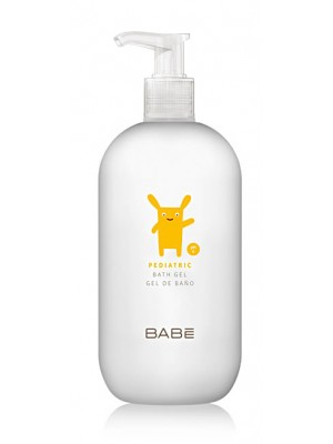 BABE GEL BAÑO 500 ML PEDIATRICO