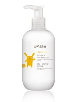 BABE PEDIATRIC GEL HIGIENE INTIMA 200 ML