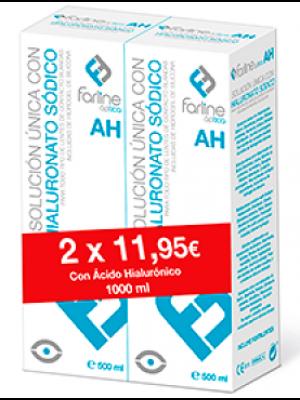 FARLINE PACK SOLUCIÓN ÚNICA 2 X 500 ML