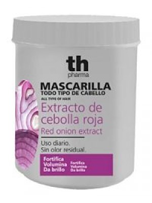 TH PHARMA MASCARILLA CON EXTRACTO DE CEBOLLA ROJA 700ML