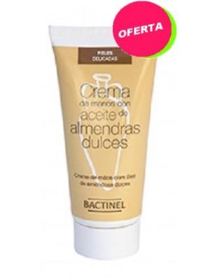 BACTINEL CREMA DE MANOS CON ACEITE DE ALMENDRAS DULCES 50ML