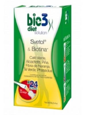 BIE 3 DIET SOLUTION 24 STICKS