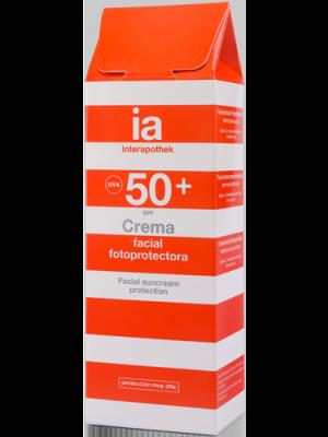 INTERAPOTHEK FOTOPROTEC SPF 50+ EXTREM CREMA 50 ML
