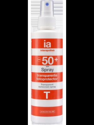 INTERAPOTHEK FOTOPROTEC SPF 50+ SPRAY TRANSP 200 ML