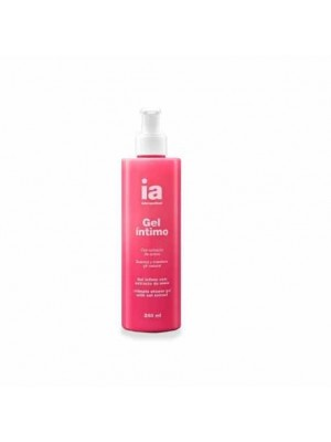 GEL INTIMO CON EXTRACTO DE AVENA INTERAPOTHEK 250ML.