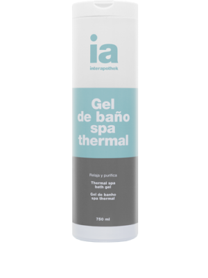 INTERAPOTHEK GEL DE BAÑO SPA 750 ML