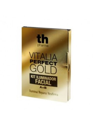 TH VITALIA PERFECT GOLD  KIT ILUMINADOR