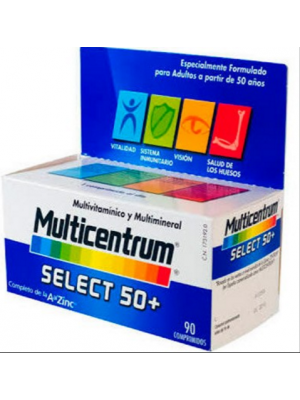 MULTICENTRUM SELECT 50+ 90 COMP