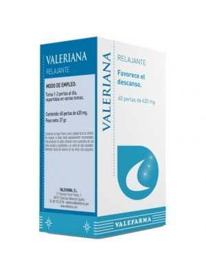 VALEFARMA VALERIANA 60 PERLAS